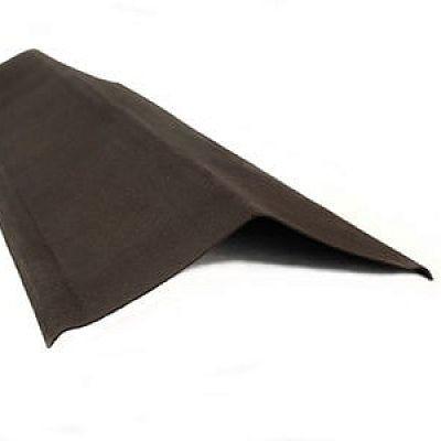 Щипец Ондулин Смарт коричневый 1 м.