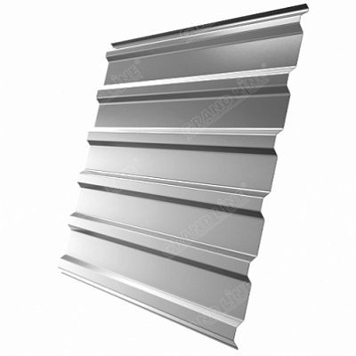 Профнастил С20 Grand Line цинк, сталь - 0,5 мм.
