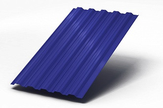 Профнастил НС-35МП Granite CLOUDY RAL5002