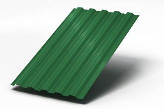Профнастил НС-35МП Granite CLOUDY RAL6002
