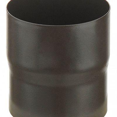 Соединитель трубы «Аквасистем» 100x150 цвет коричневый RAL 8017