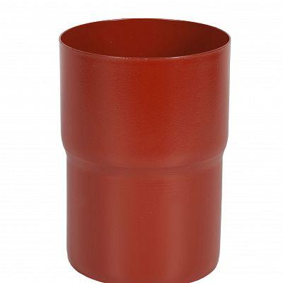 Соединитель трубы «Аквасистем» 90x125 цвет красный RR 29