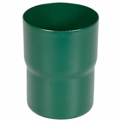 Соединитель трубы «Аквасистем» 90x125 цвет зелёный RAL 6005