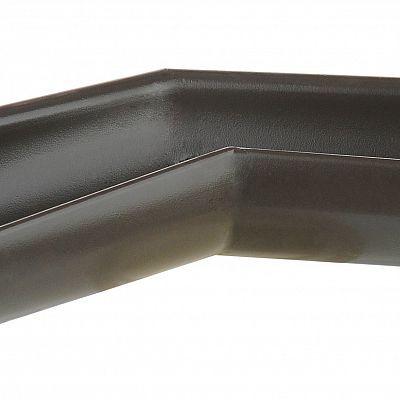 Угол желоба наружный 135° «Аквасистем» 100x150 цвет коричневый RAL 8017