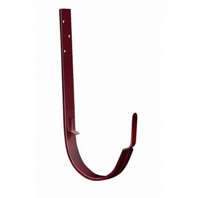 Крюк длинный 125x90 мм. Grand Line, цвет Ral 3005 красное вино