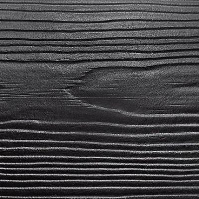 Сайдинг фиброцементный Cedral Click Wood цвета C50 темный минерал с фактурой под дерево