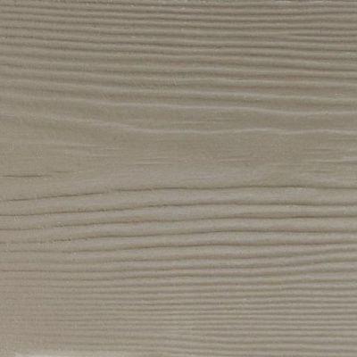 Сайдинг фиброцементный Cedral Click Wood C14 белая глина, с фактурой под дерево