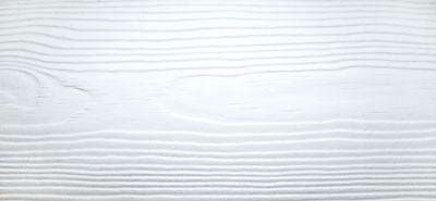 Сайдинг фиброцементный Cedral Wood цвет C01 белый минерал, фактура под дерево