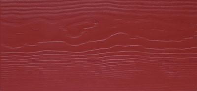 Сайдинг фиброцементный Cedral Wood цвета С61 красная земля с фактурой под дерево
