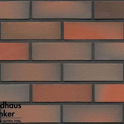 Клинкерная плитка Feldhaus Klinker (Германия) Galena R484NF14 galena terreno viva