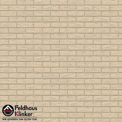 Клинкерная плитка Feldhaus Klinker (Германия) Classic R116NF9 perla mana