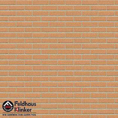Клинкерная плитка Feldhaus Klinker (Германия) Classic R206NF9 nolani liso rosso