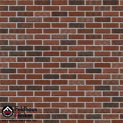 Клинкерная плитка Feldhaus Klinker (Германия) Sintra R663NF14 cerasi nelino
