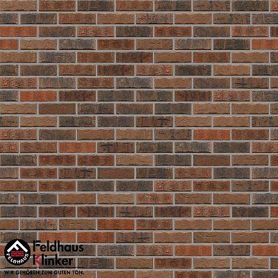 Клинкерная плитка Feldhaus Klinker (Германия) Sintra R685NF14 ardor nelino