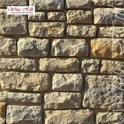 Искусственный камень White Hills «Данвеган» 500-20