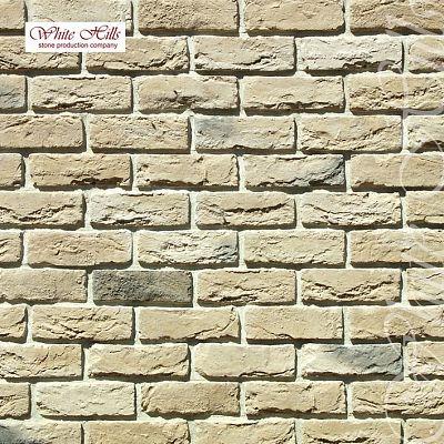 Искусственный камень White Hills «Бремен брик» 305-10
