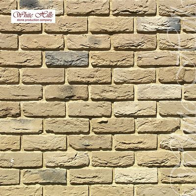 Искусственный камень White Hills «Бремен брик» 305-20