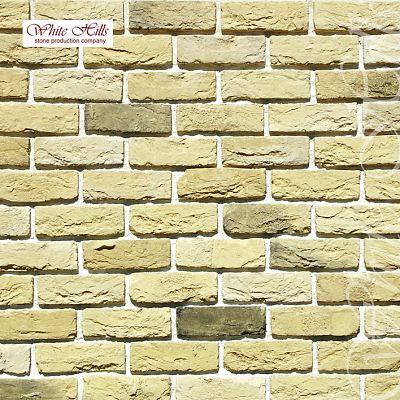 Искусственный камень White Hills «Бремен брик» 305-30