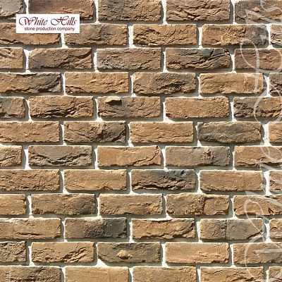 Искусственный камень White Hills «Бремен брик» 307-40