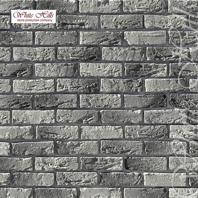 Искусственный камень White Hills «Бремен брик» 307-80