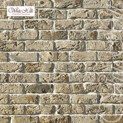 Искусственный камень White Hills «Бремен брик» 309-10