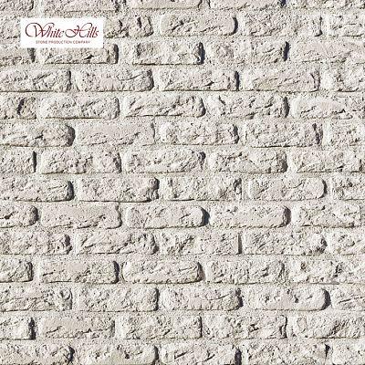 Искусственный камень White Hills «Брюгге брик» 315-00