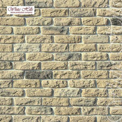 Искусственный камень White Hills «Брюгге брик» 315-10