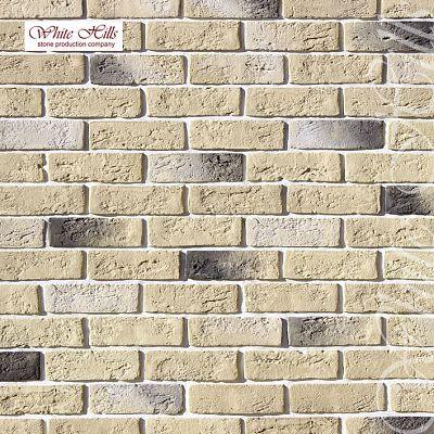 Искусственный камень White Hills «Кельн брик» 320-10