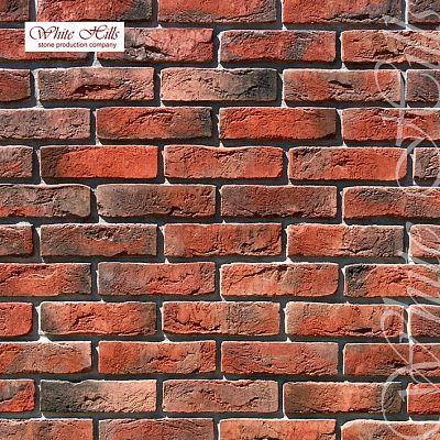 Искусственный камень White Hills «Лондон брик» 300-70