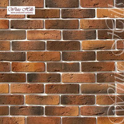 Искусственный камень White Hills «Лондон брик» 303-70