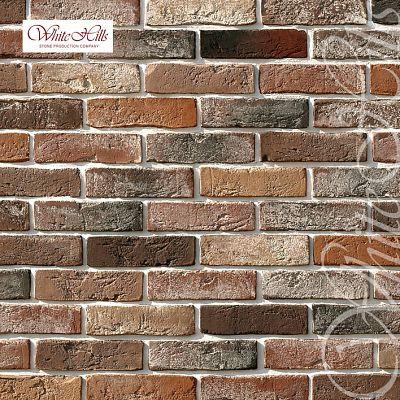 Искусственный камень White Hills «Лондон брик» 303-90 МИКС