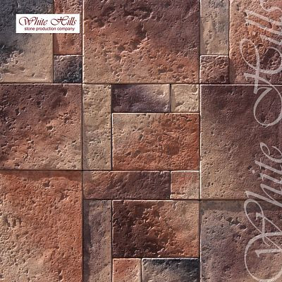 Искусственный камень White Hills «Бремар» 488-40