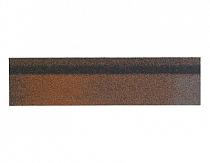 Карнизно-коньковая черепица Шинглас, цвет америка