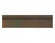 Карнизно-коньковая черепица Шинглас, цвет барселона