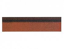 Карнизно-коньковая черепица Шинглас, цвет гранада