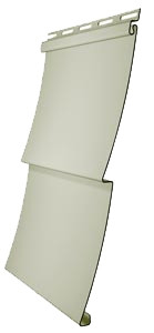 Сайдинг виниловый Docke D5C - ёлочка 3,050 м., цвет фисташки