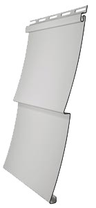 Сайдинг виниловый Docke D5C - ёлочка 3,050 м., цвет халва
