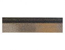 Карнизно-коньковая плитка Шинглас, цвет клондайк
