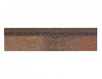Карнизно-коньковая черепица Шинглас, цвет коррида