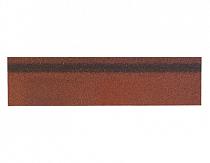 Карнизно-коньковая черепица Шинглас, цвет огайо