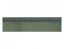 Карнизно-коньковая черепица Шинглас, цвет онтарио