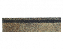 Карнизно-коньковая черепица Шинглас, цвет панговый