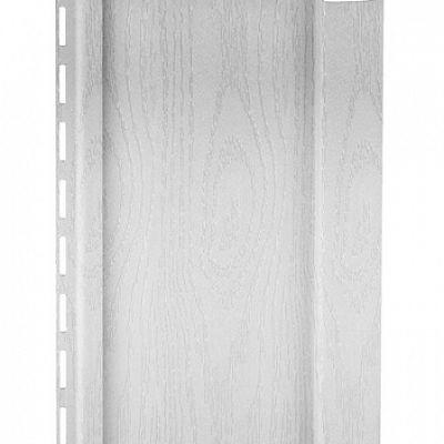 Сайдинг виниловый Гранд Лайн AMERIKA (вертикальный) S6,3 3,0 м., цвет белый