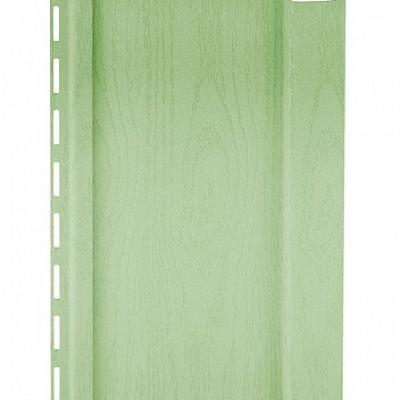 Сайдинг виниловый Гранд Лайн AMERIKA (вертикальный) S6,3 3,0 м., цвет салатовый