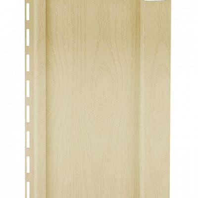 Сайдинг виниловый Гранд Лайн AMERIKA (вертикальный) S6,3 3,0 м., цвет ванильный