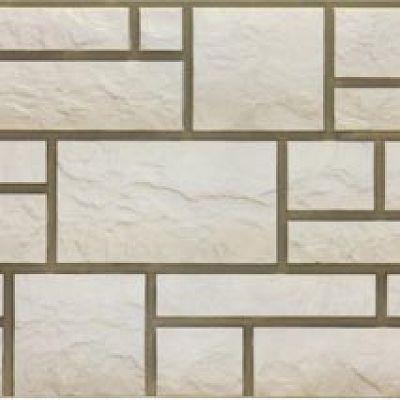 Фасадная панель Docke-R (Россия) BURG, цвет белый