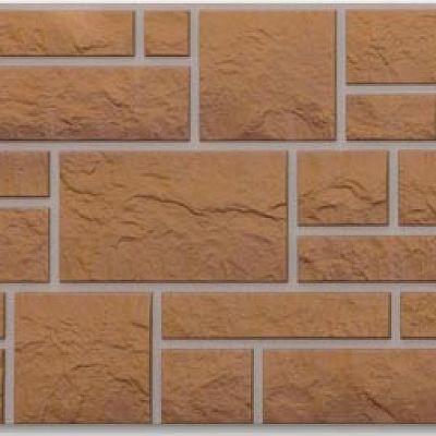 Фасадная панель Docke-R (Россия) BURG, цвет кукурузный