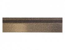 Карнизно-коньковая черепица Шинглас, цвет техас