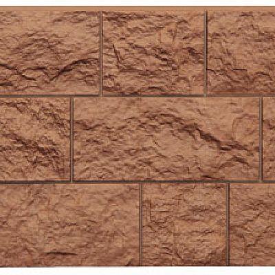 Фасадная панель Docke-R (Россия) FELS, цвет терракотовый