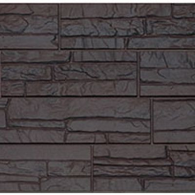 Фасадная панель Docke-R (Россия) STEIN, цвет темный орех